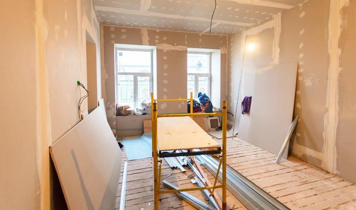 Begränsningar i möjligheten att göra ändringar i lägenheten