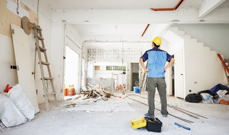 Bristfälliga byggnationer som inte godkänts