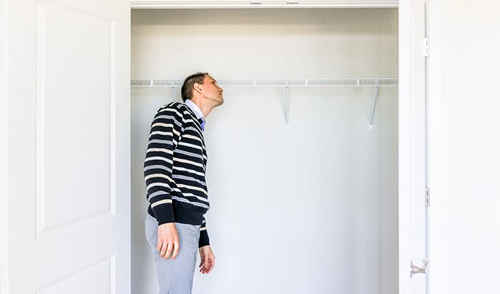 Fel i prospekt för nybyggda lägenheter