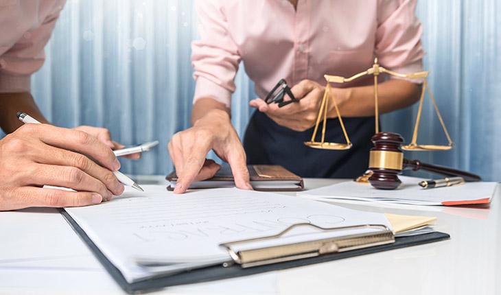 Rättsskydd gäller endast efter det att en tvist uppkommit