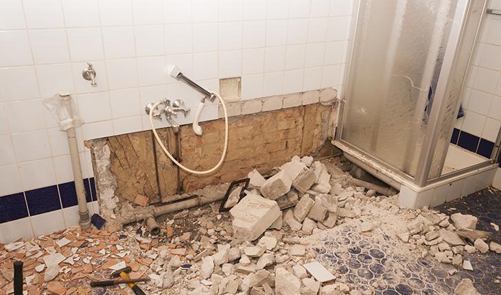 De 10 vanligaste misstagen vid badrums- och våtrumsrenovering