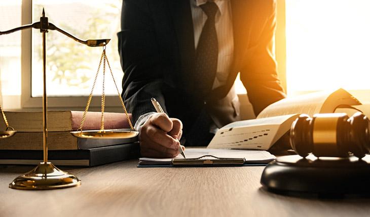 Vilka ärenden omfattas av rättsskyddet?
