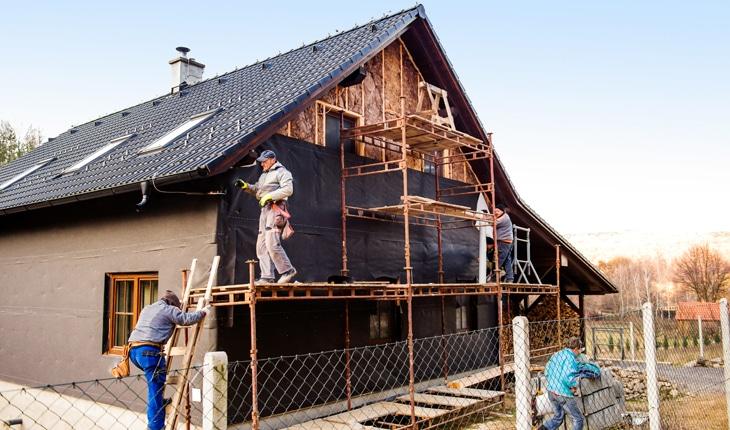 Vad gäller vid renovering och ombyggnation?