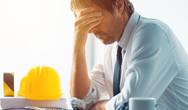 Vad händer om en besiktningsman underkänner ett arbete?