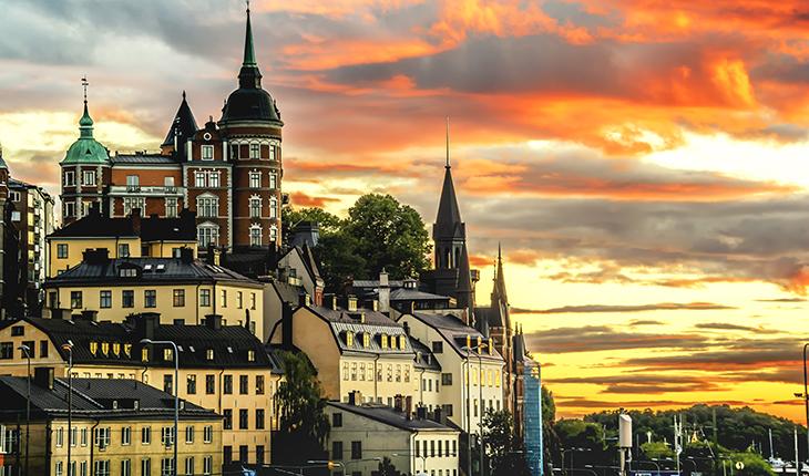Vi har ett brett kontaktnät inom Stockholmsområdet